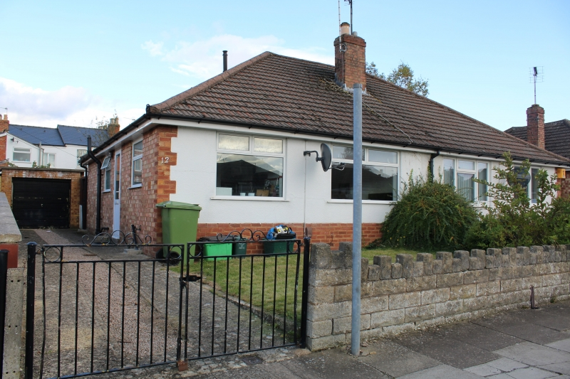2 bed detached